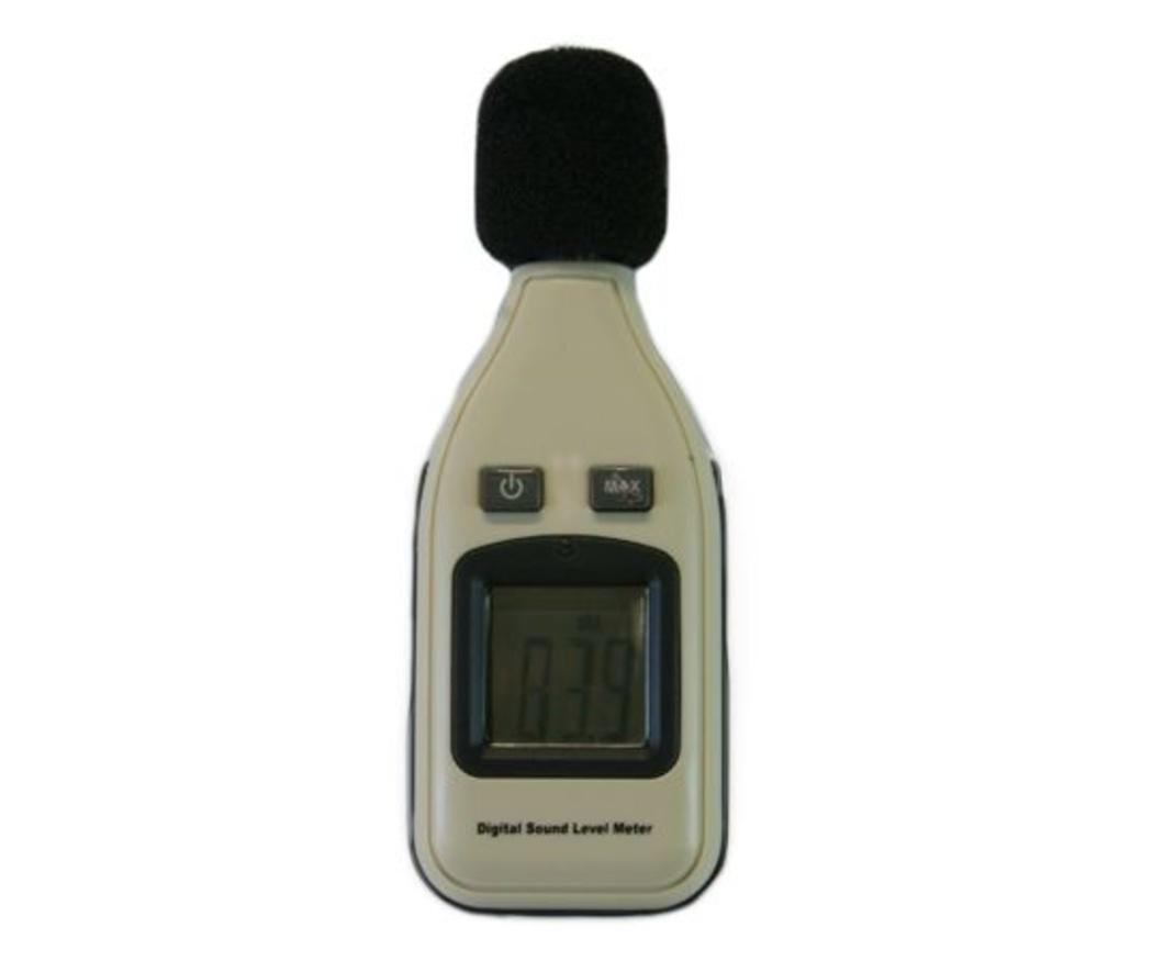 ¿Qué es un sonómetro?