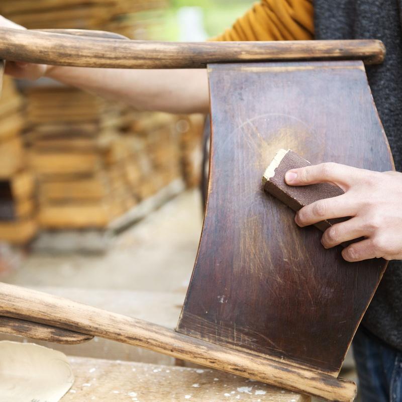 Restauración de muebles: Servicios  de Lacados Valdivia
