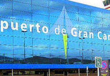 Destino ~ Destination: Aeropuerto Gran Canaria / Gran Canaria Airport