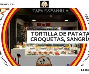 Cocina tradicional española Madrid centro | Tapa Española