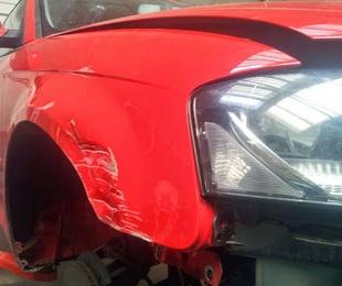 Reparación golpes