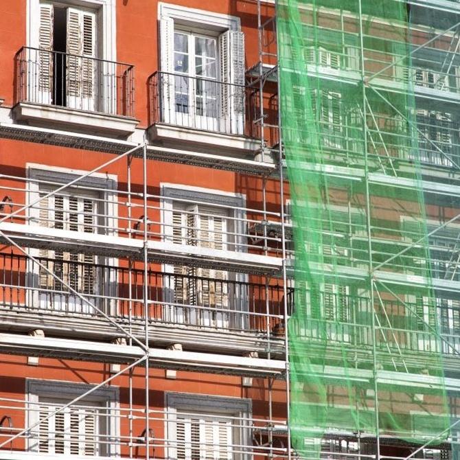 La humedad y la rehabilitación de fachadas