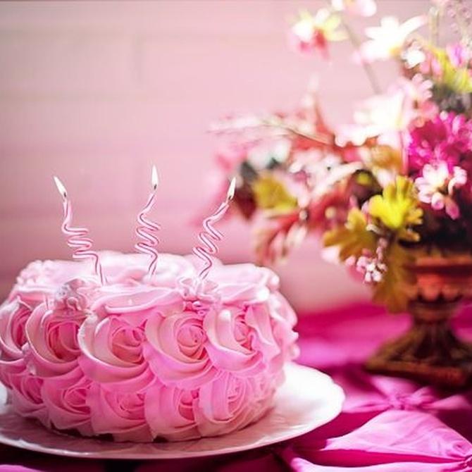 ¡Últimas tendencias en cumpleaños!