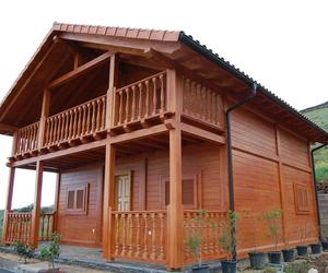 Casa de Madera 2 plantas Tenerife Sur Cortelima