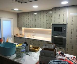 Reforma integral de la instalación eléctrica de una vivienda