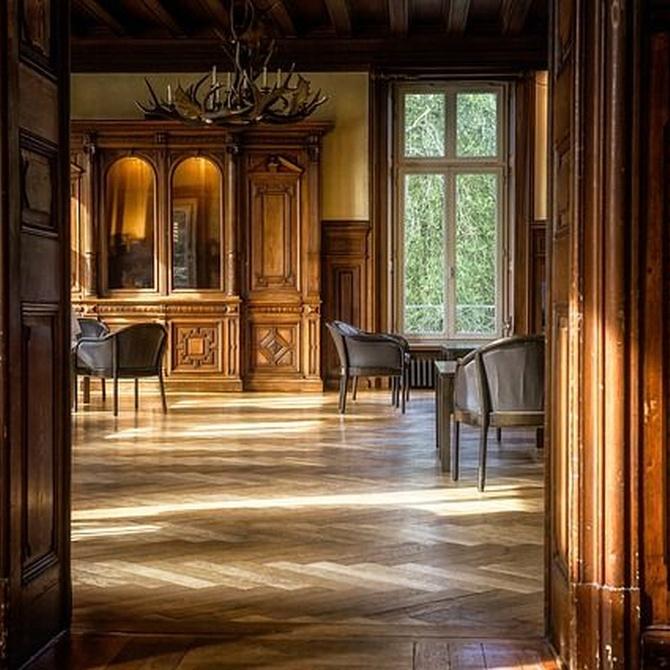 Cinco razones para elegir muebles de madera