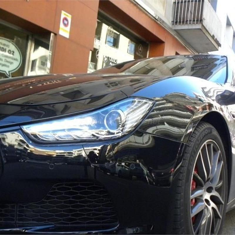 Maserati Ghibli S Q4 3.0 V6 BT 410cv AWD 4p: Servicios de Comercial Víctor