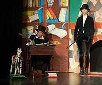 VOLVORETAS, música para mariposas: Cartelera y actividades de Teseo Teatro