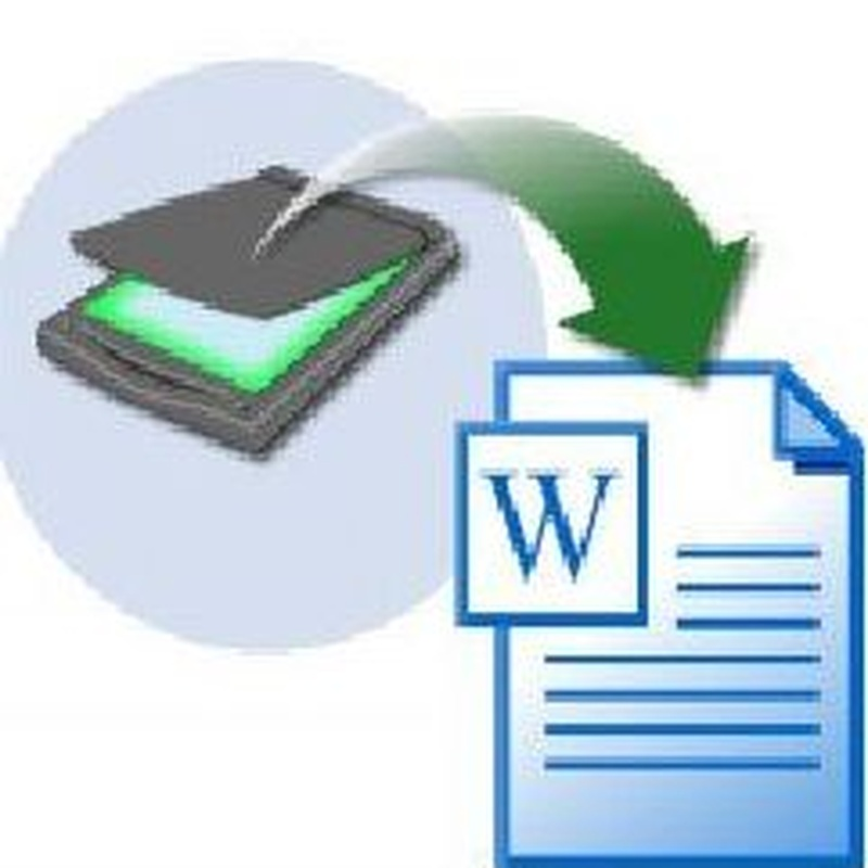 Escaneo de documentos: Servicios de Comercial Mari's