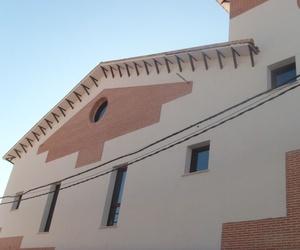 Trabajos de reforma de tejados en Madrid