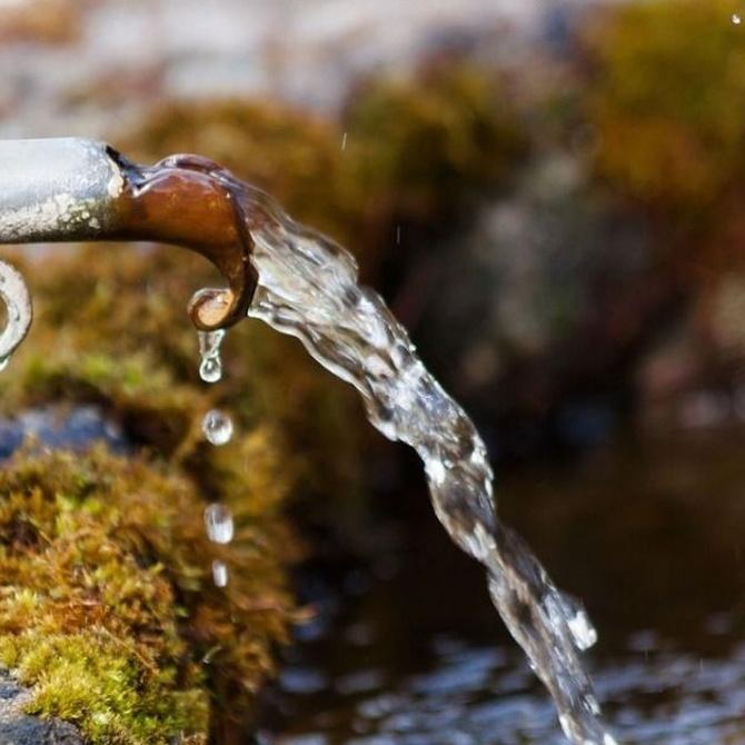 El tratamiento necesario para el agua de riego