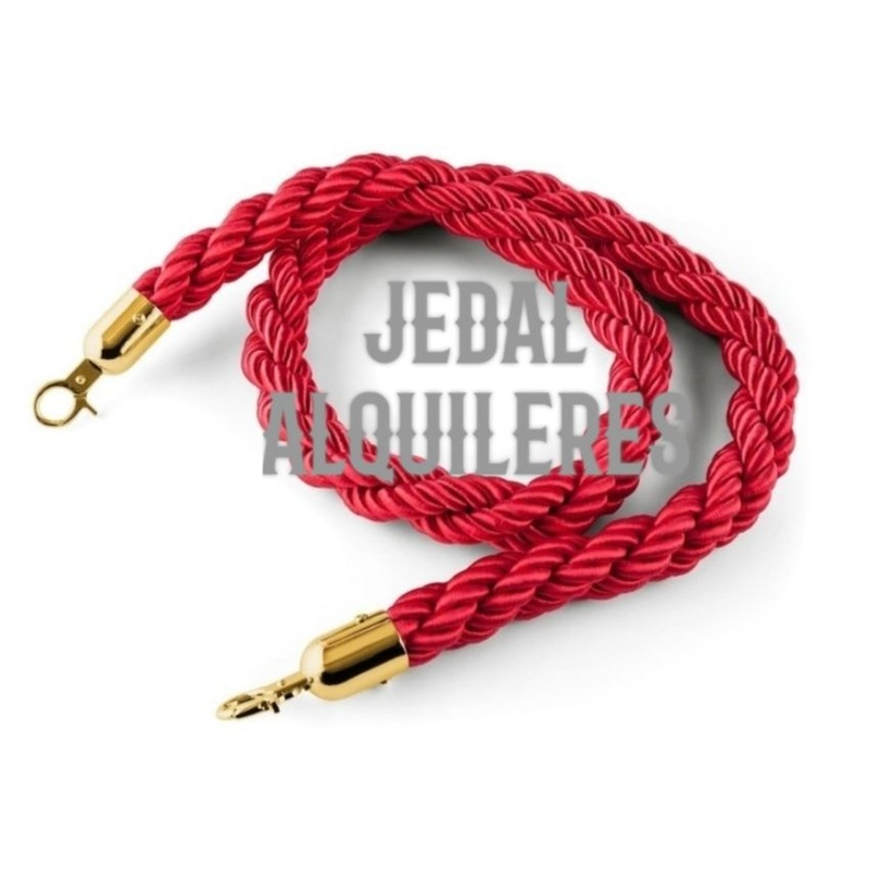 Cordón para catenarias: Catálogo de Jedal Alquileres