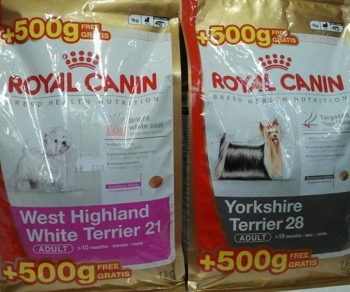 Alimentación para animales: Servicios de Arabacan