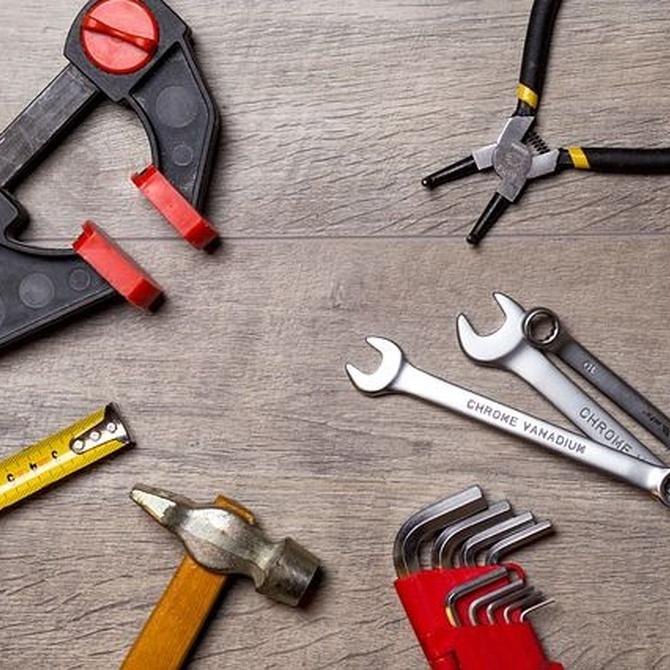 Las herramientas imprescindibles de cualquier manitas