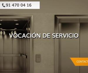 Mantenimiento de ascensores en Pozuelo de Alarcón: Antonino Ascensores