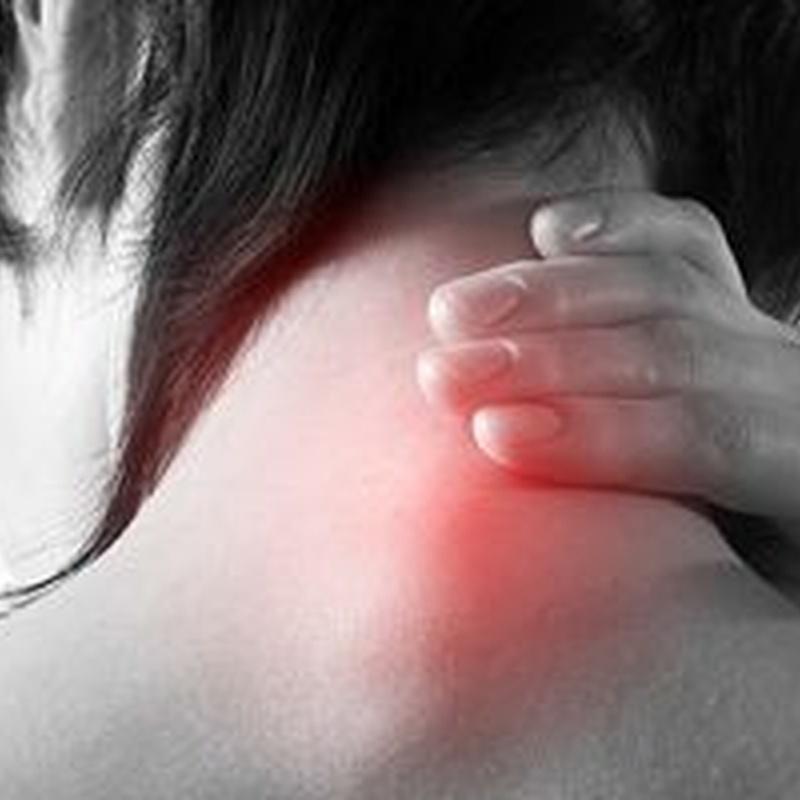 dolor cervical: Servicios de Aquaria 2000
