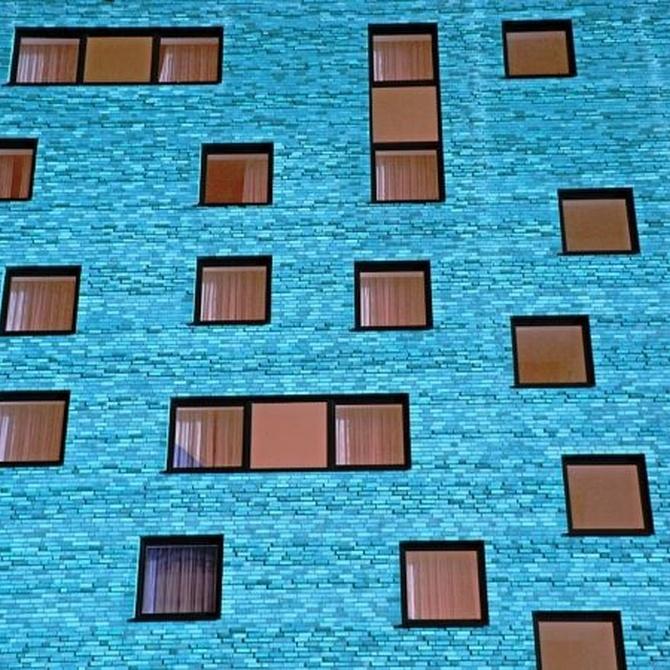 Una enorme variedad de ventanas fabricadas en PVC