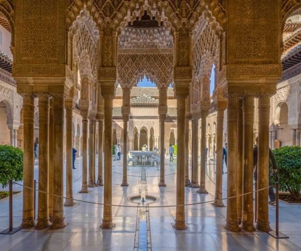La Alhambra, esa joya indiscutible