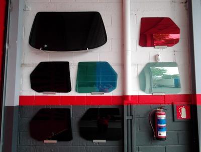 Todos los productos y servicios de Cristalería del automóvil: Autolunas Basauri