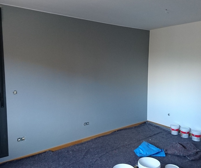 Aplicación de pintura: Servicios de Arastur Vertical