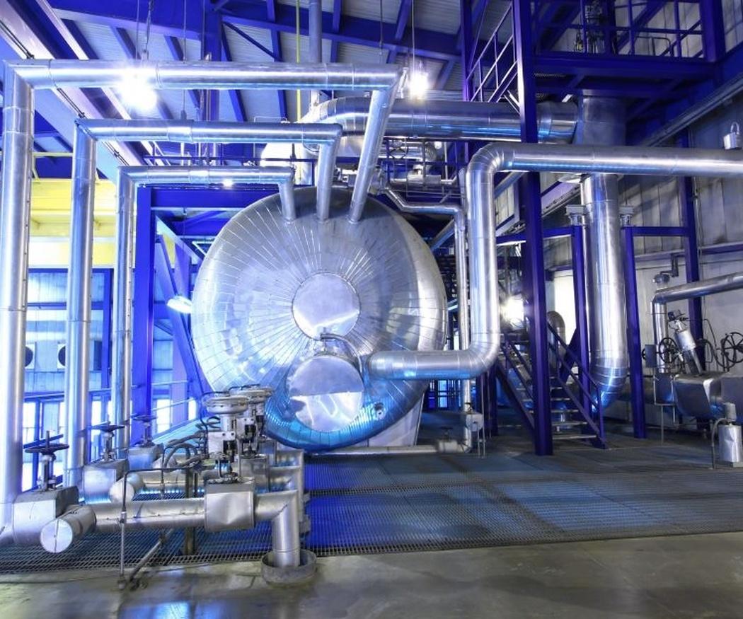 Qué es el alumbrado industrial