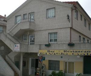 El Viejo Galeón, hostal en Baiona (Pontevedra)