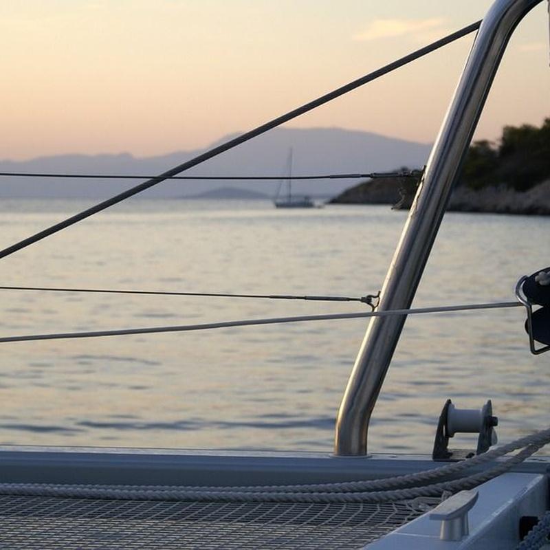 Catamarán: Servicios de Parafarmacia Internacional