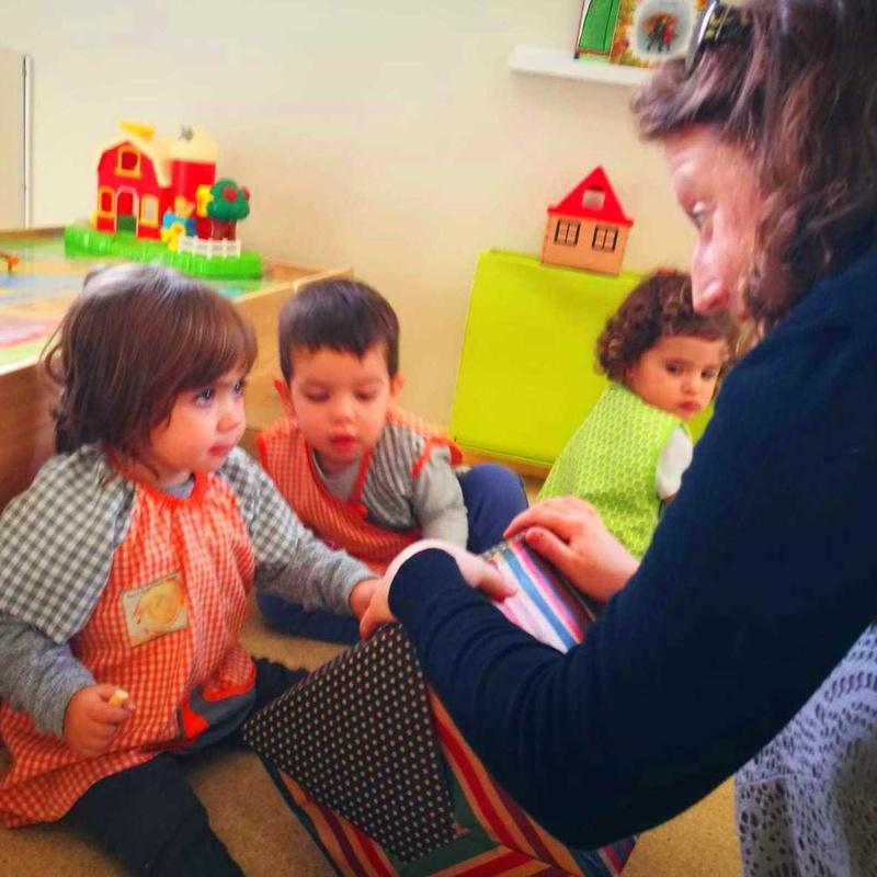 Clases de inglés con Cambridge School: Instalaciones y servicios de Escola Bressol Xerric Xerrac Les Franqueses y Granollers