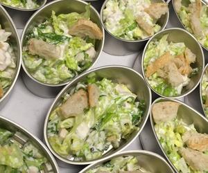 Latitas de ensalada