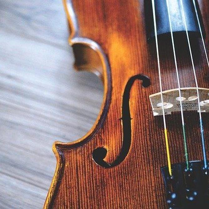 Consejos para el mantenimiento de un violín