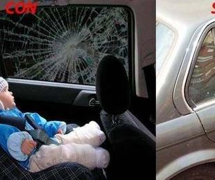 Láminas de seguridad para su vehículo