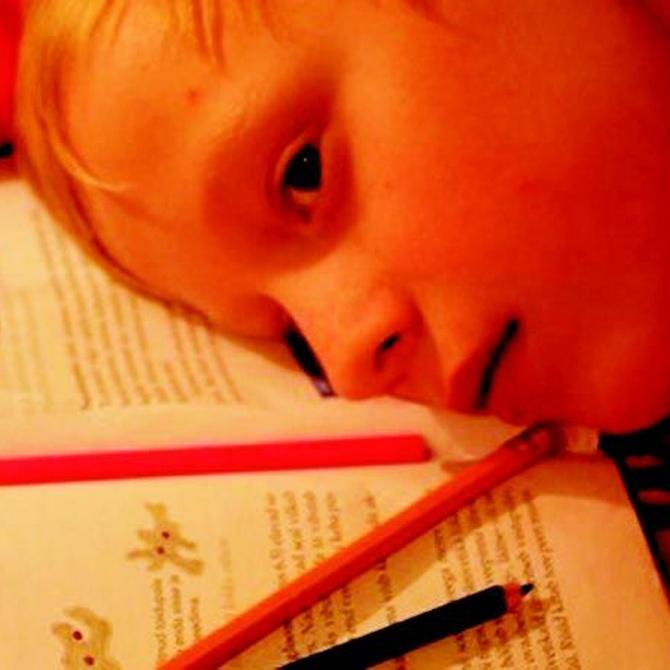 El trastorno del sueño en menores