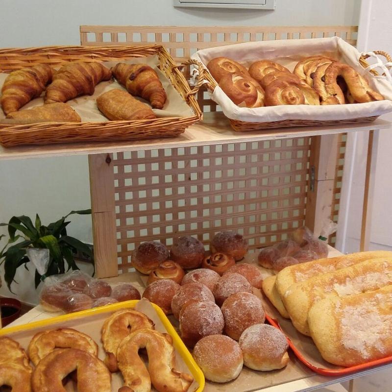 Repostería: Productos y servicios de Panadería Basilio