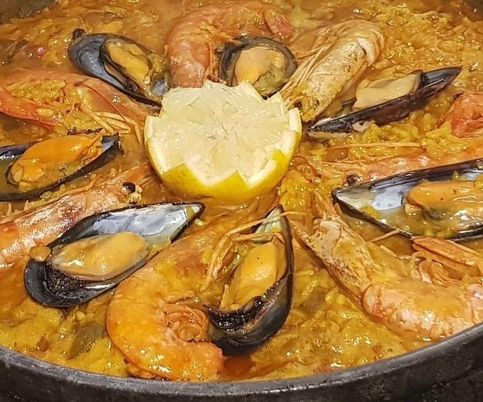 Catering: Carta y servicios de El Pisco