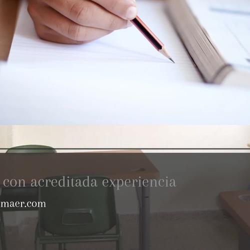 tu academia de confianza en Barrio del Pilar (Madrid)