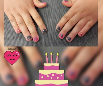 Manicura spa: Servicios de Rococó Nails & Boutique
