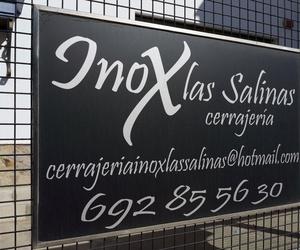 Inox Las Salinas, cerrajería en Cádiz