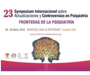 Actualizaciones y Controversias en Psiquiatría   28-30 Abril 2016 Barcelona