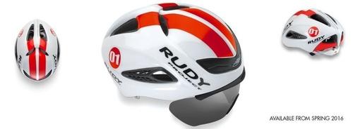 Casco Aero Rudy Project Boost para bicicleta