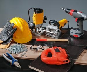 Material de construcción y herramientas en Peñafiel