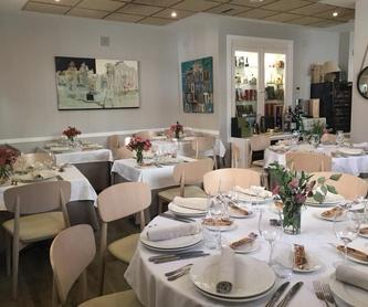 Arroces: Carta de Restaurante La Marquesita