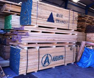 Venta de maderas nacionales y de importación Toledo