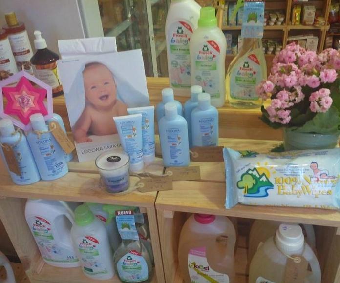 Línea para bebés: Productos de Mizona Ecológica