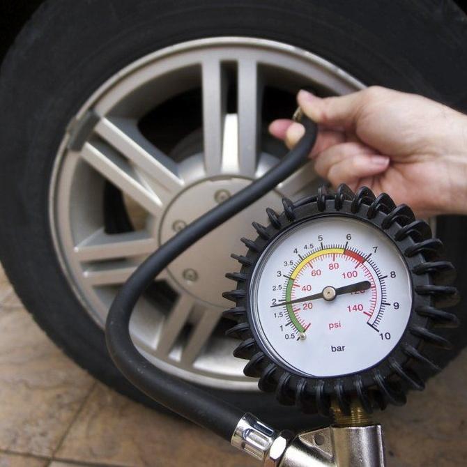 Importancia de la presión en el neumático