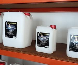 Venta de productos para tratamiento de aguas