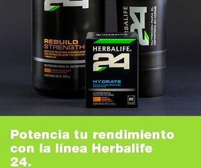 POTENCIA TU RENDIMIENTO CON H24
