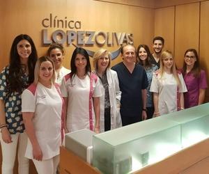Equipo humano Clínica Dental LOPEZOLIVAS