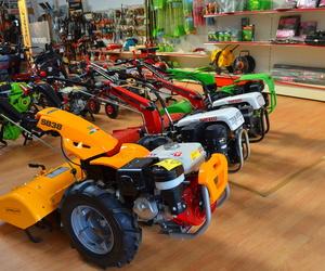 Alquiler de maquinaria de jardinería en A Coruña