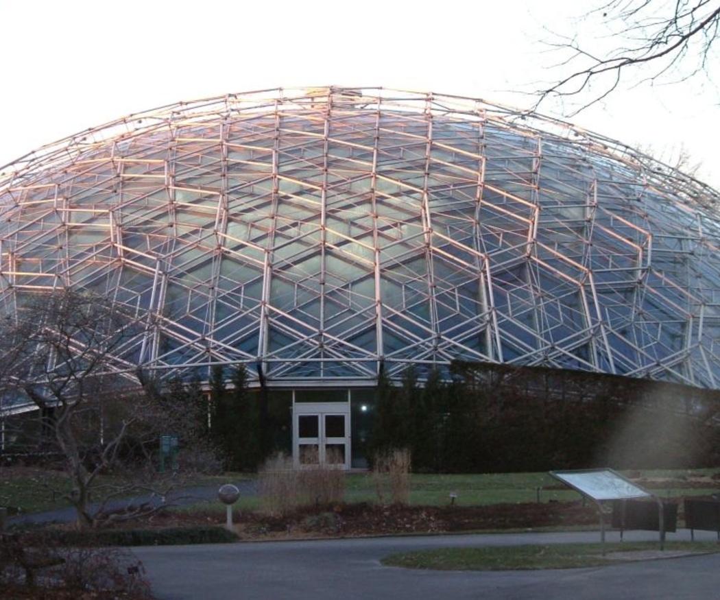 Las cúpulas geodésicas