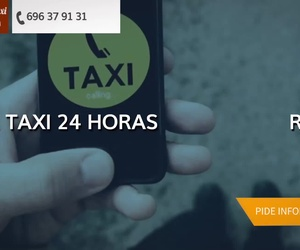 Taxi las 24h en Morón de la Frontera | Auto Taxi Quirós